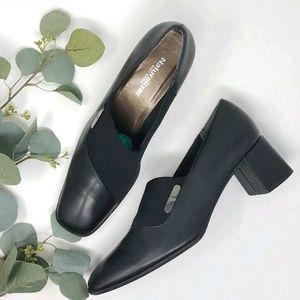 Womens NATURALIZER Soft Shoes Slip-on LOAFER Dress